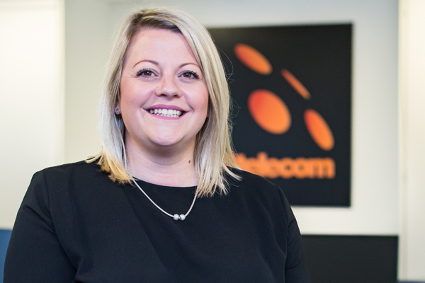 MLL Telecom Head of People Gemma Denes