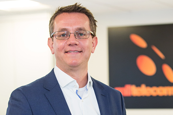 MLL Telecom Executive Director Operations Stuart Wallis